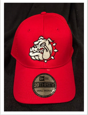 Bulldog Fitted Ball Cap