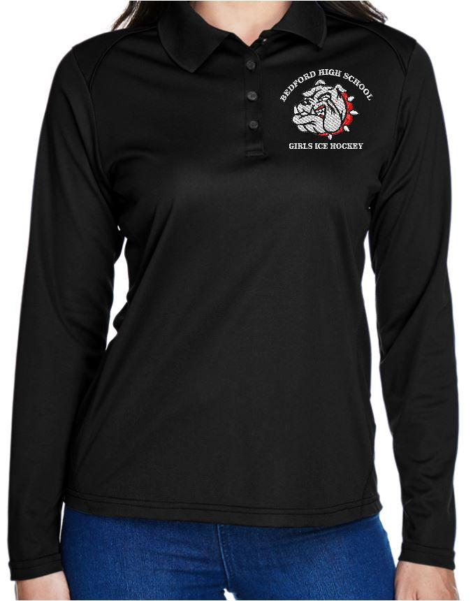 BHS Girls Hockey LS Extreme Polo