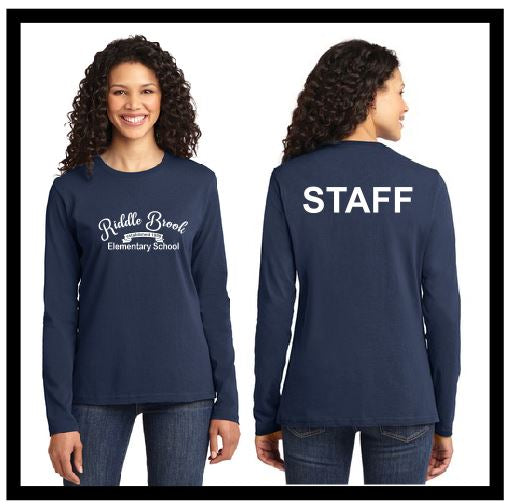Riddle Brook STAFF Tee