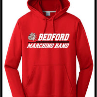 Marching Band Unisex Performance Hoodie