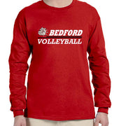 Bedford Volleyball LS DryBlend Tee