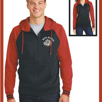 BHS Band Full Zip Performance Hoodie