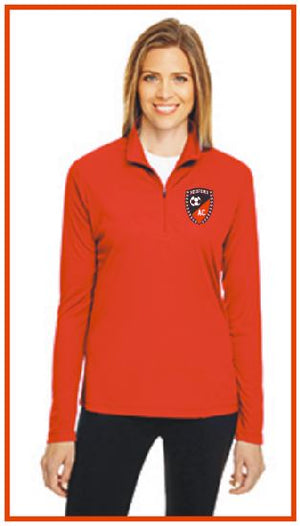 Team 365 Zone Performance 1/4 Zip