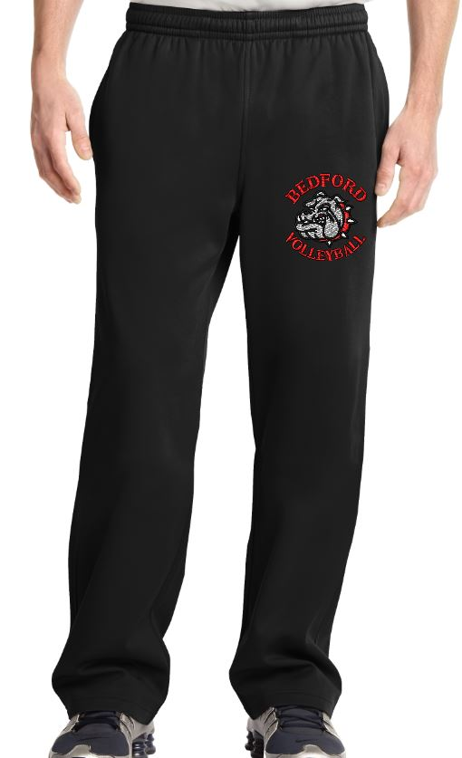 Bedford Volleyball Sport-Wick Fleece Pants