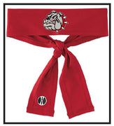 Bulldog Zoom Tie Head Band