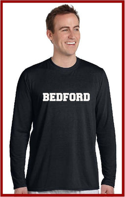 BEDFORD Long Sleeve Performance Tee