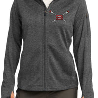 BHS Crew Ladies Tech Fleece Full Zip Hoodie
