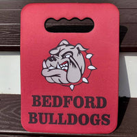 Bulldog Printed Foam Seat