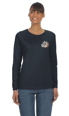 Bulldog 5.3oz Long Sleeve Tee
