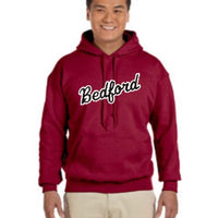 Custom Distressed Applique Bedford Hoodie