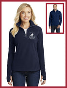 SAU25 Port Authority Microfleece 1/2-Zip Pullover