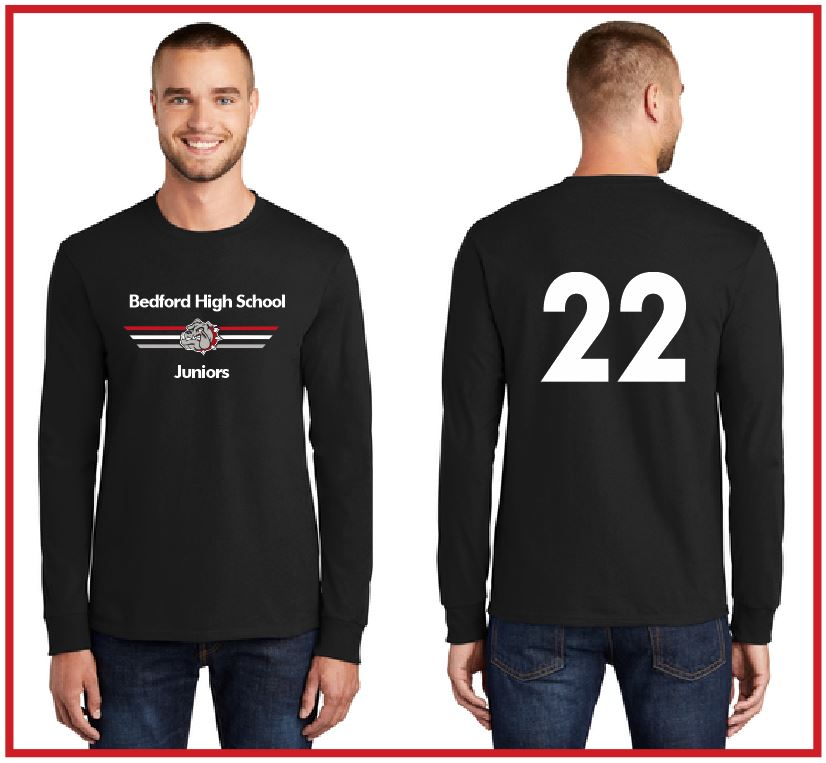 BHS Class of 2022 Long Sleeve Tee