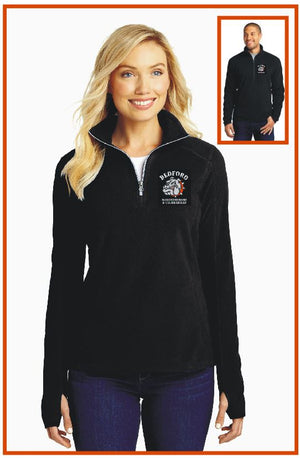 Band & Color Guard Microfleece 1/2-Zip Pullover