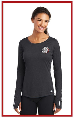 Ogio® Bulldog Long Sleeve Tee