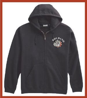 Pennant Super 10 Full Zip BHS Band Hoodie
