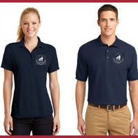 SAU25 Embroidered Dry Zone Polo