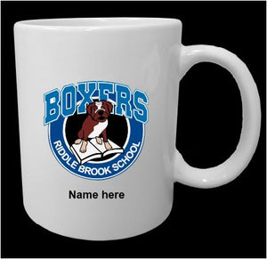 Riddle Brook 11 oz Printed Coffee Mug
