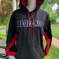 Bedford ColorBlock Applique Hoodie