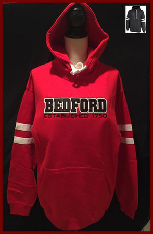 Pennant Custom Applique Bedford Established Twin Streak Hoodie