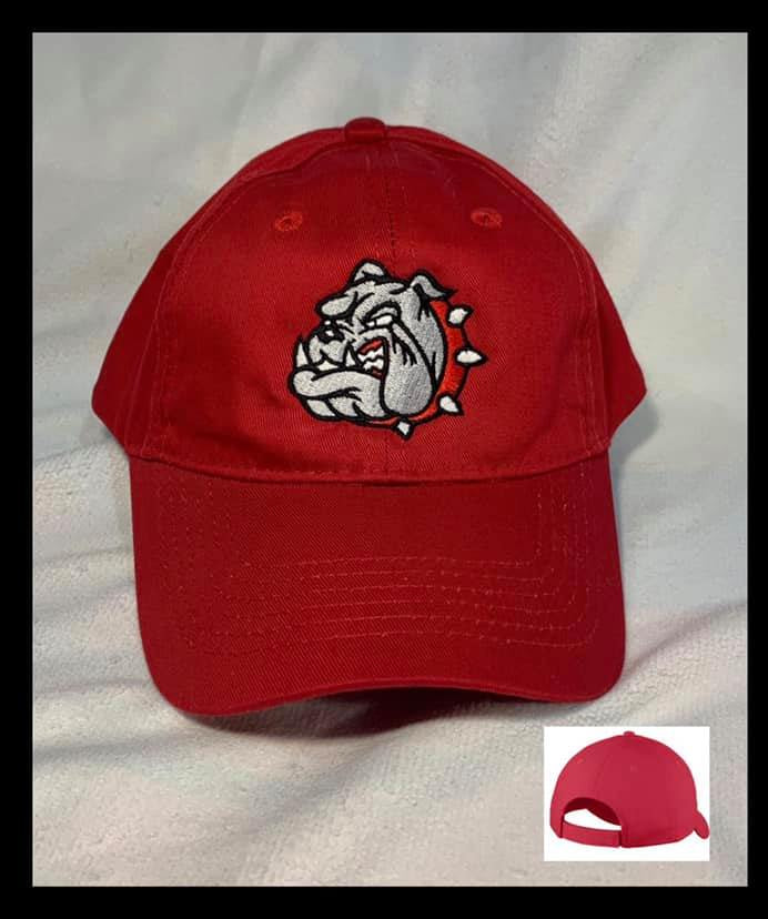 Youth Bulldog Unstructured Cap