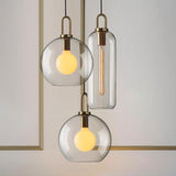 Manhattan Glass Pendant Lights