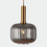 Nostralux Tallin Smoked Pendant Lamp