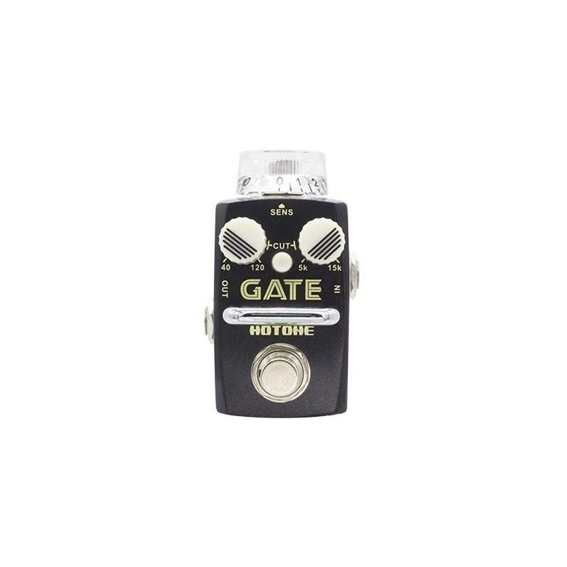Pedal Noise Reduction Para Guitarra Hotone Gate Skyline