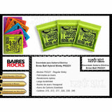 Ernie Ball Encordado Guitarra Electrica P02221 10 46 Regular