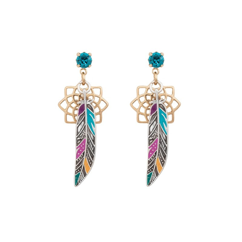 Casablanca Morrocan Summer Earrings