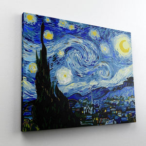 Starry Night Paint By Number