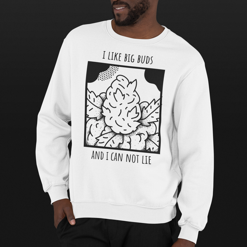 'BIG BUDS' Pullover