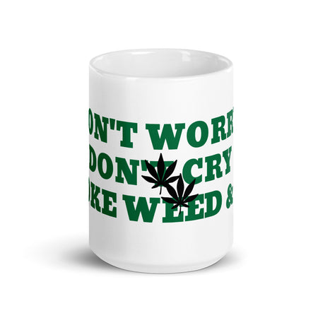 'Don't Worry' Tasse