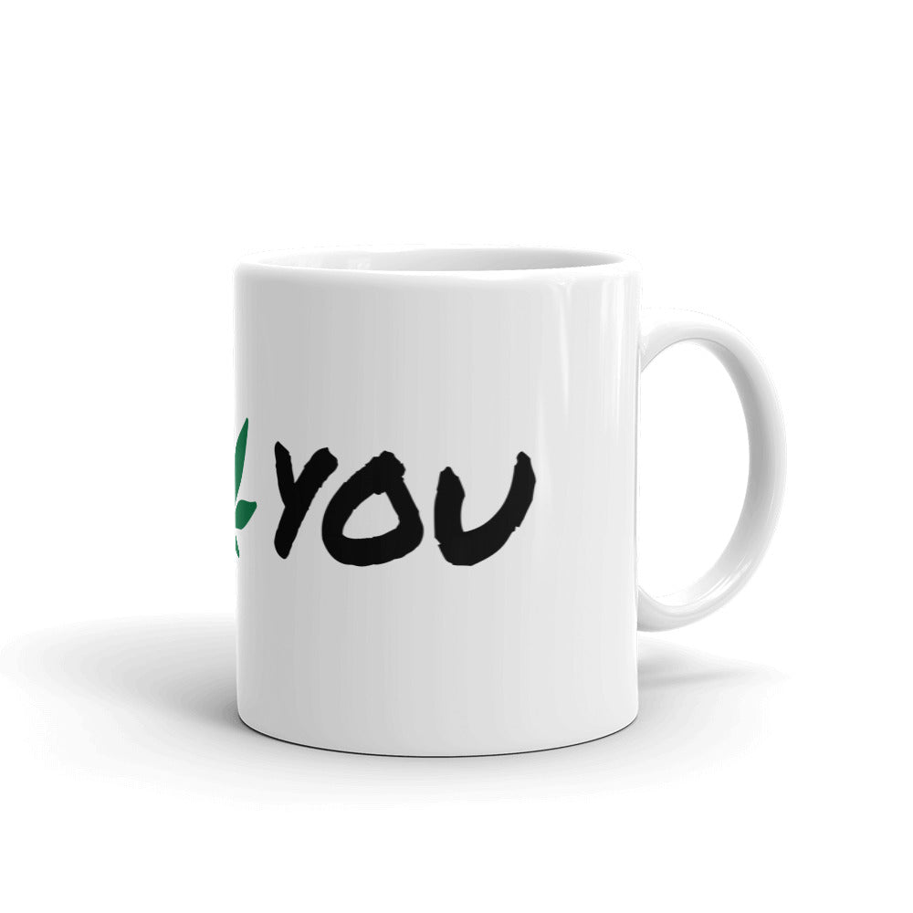 'I love you' Tasse