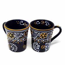 Load image into Gallery viewer, Pair of Flared Cup - Blue - Encantada
