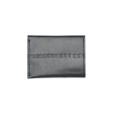 Load image into Gallery viewer, Sustainable Leather Wallet - Black - Matr Boomie (W)