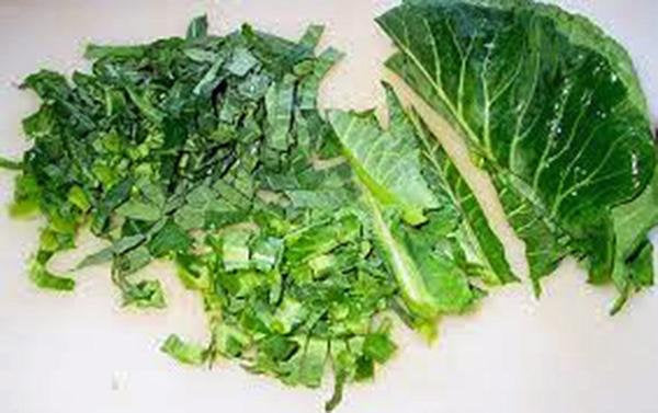 Collard Greens, Champion, Heirloom, Organic Non Gmo Seeds, Great For Salads, Cooking