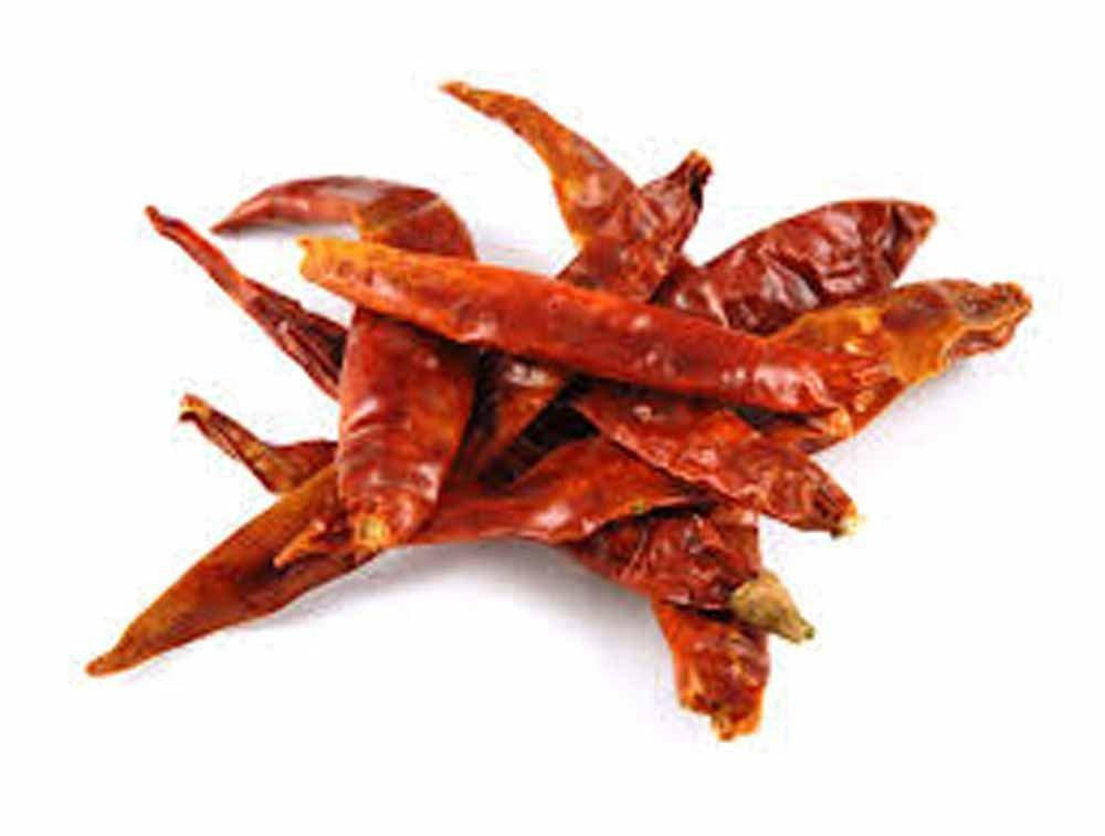 Japones Pepper, Whole Dried, Organic, 1 Oz, Delicious Fresh Spicy Dried Herb