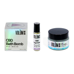 Calm & Rejuvenate Collection - volumcbd