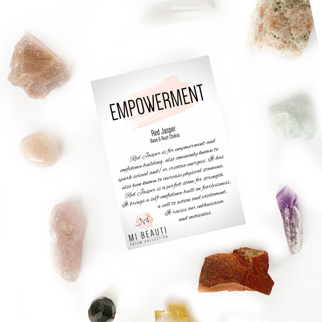 Empowerment Prism Gloss