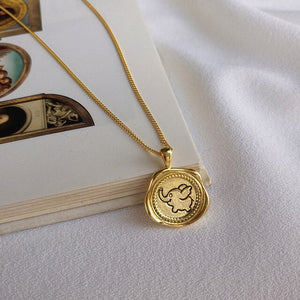 Dumbo  Pendant Necklace -Make the difference with Galatea Effect accesories
