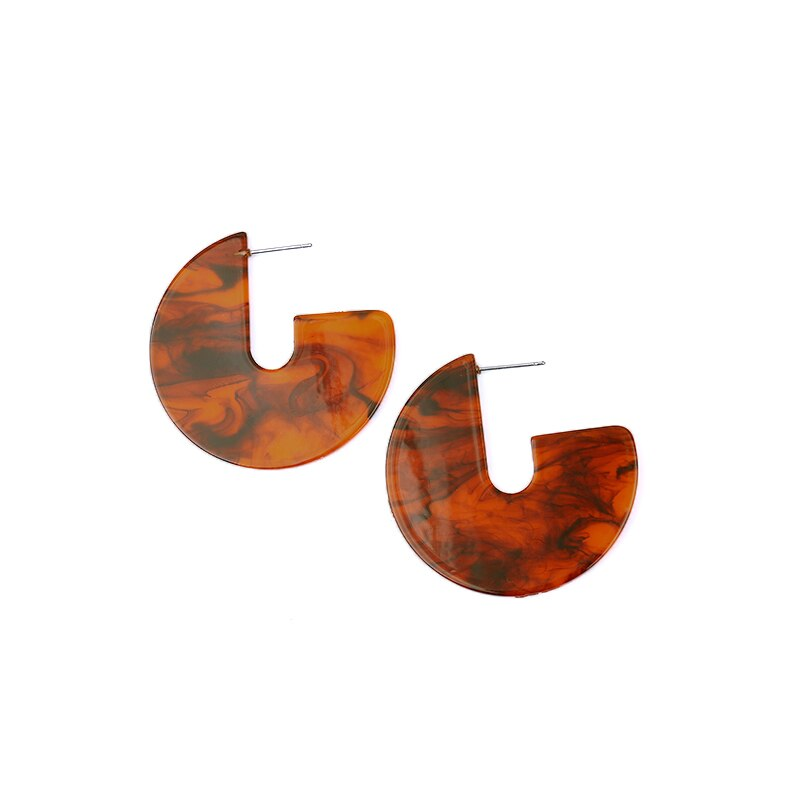 Inspirational Geometric Earring -Make the difference with Galatea Effect accesories