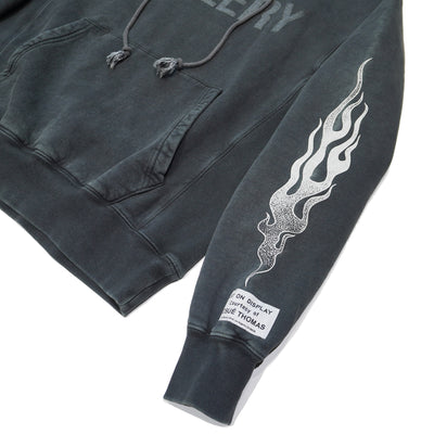 """THE PENALTY"" T-SHIRT / BK"