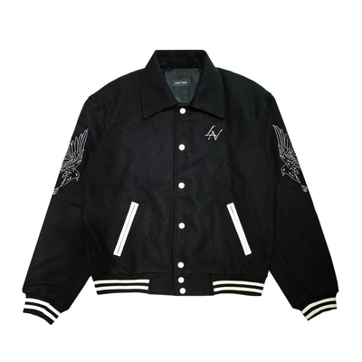 """BreatH × Needles""<br>DOUBLE LOGO TRACK JACKET / BK"