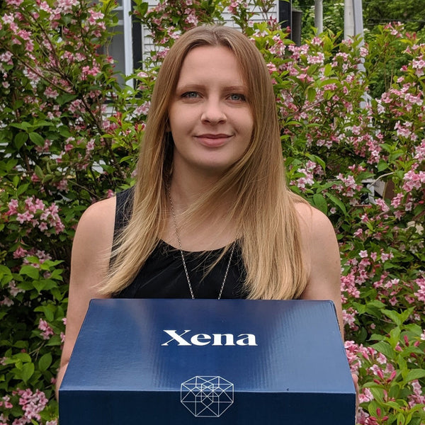 Anastasia Kraft the founder and CEO of Xena Workwear