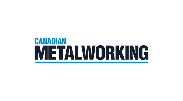 Canadian Metalworking logo
