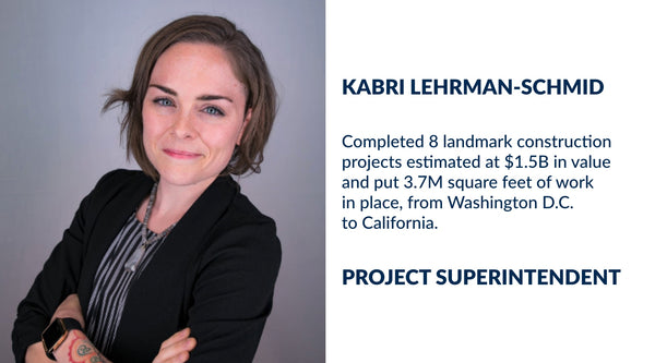 Kabri Leghrman-Schmid Project Superintendent at Hensel Phelps