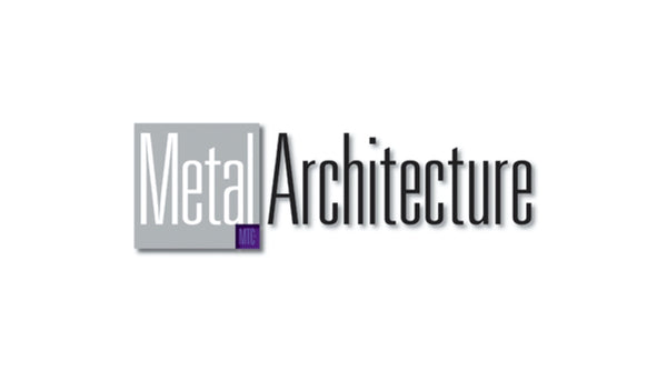 Metal Architecture magazine logo