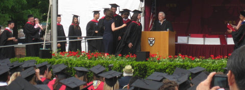 Harvard MBA Graduation