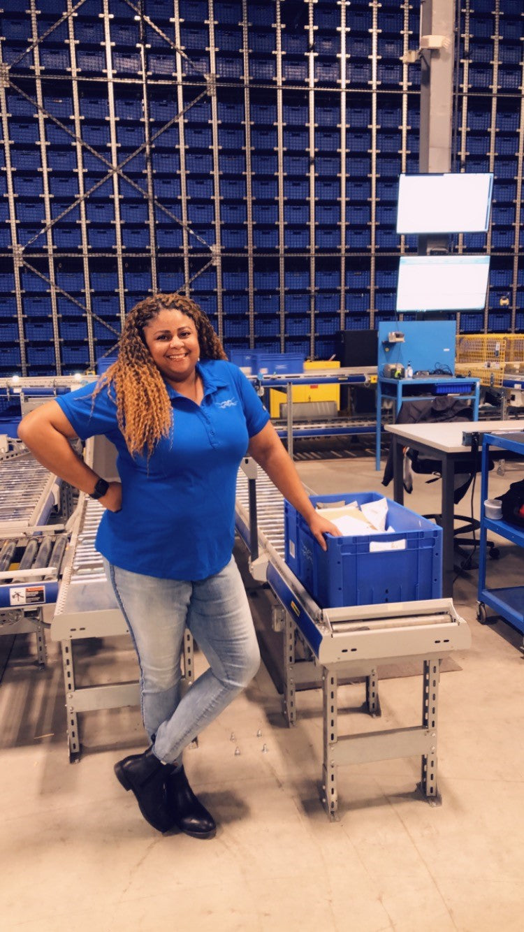 Kara Hamilton brings a great level of experience and knowledge as a Warehouse Unit Manager at Alfa Laval