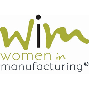 Women in Manufacturing, WiM logo